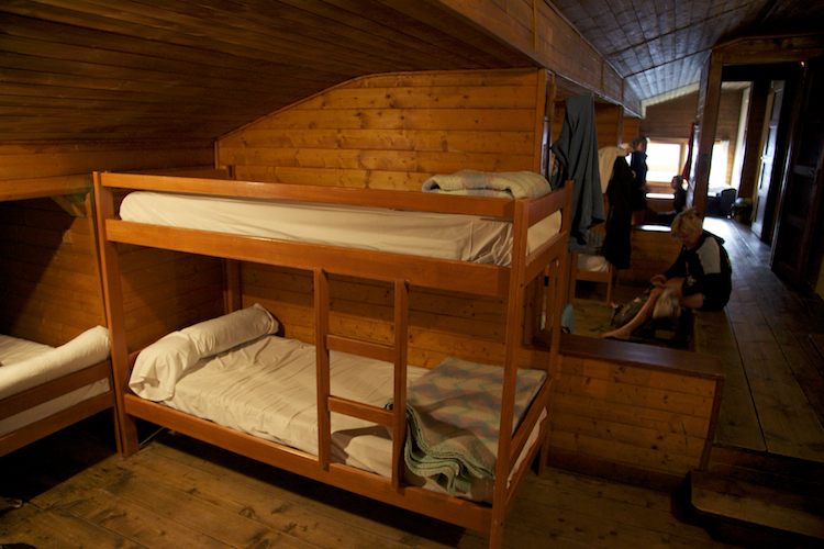 Mont Blanc accommodation
