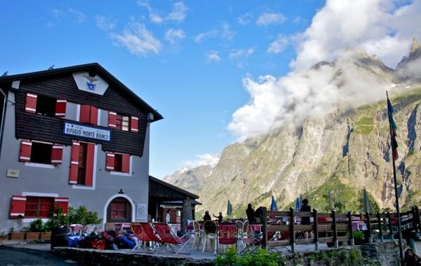 Refugio Monte Bianco