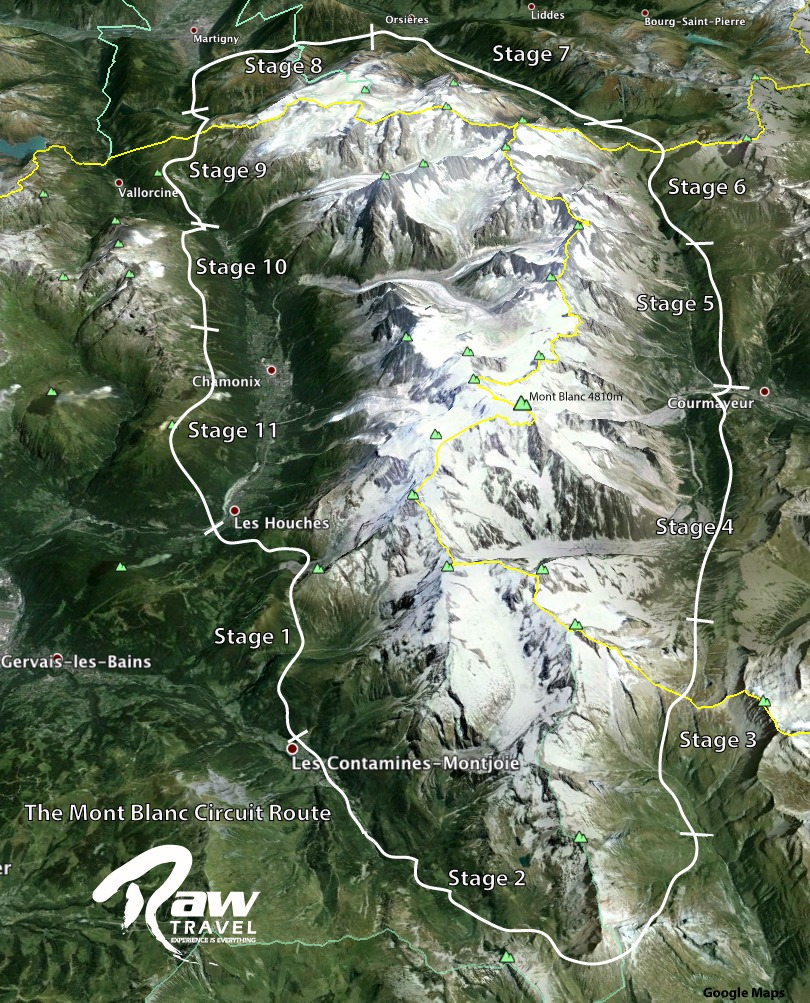 Mont-Blanc-map-whole-route