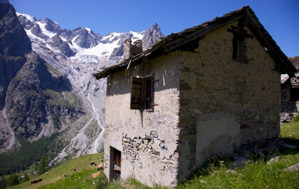 Old Sheperd's hut, Gioe Val Ferret