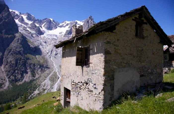 Old Sheperd's hut, Gioe Val Ferret