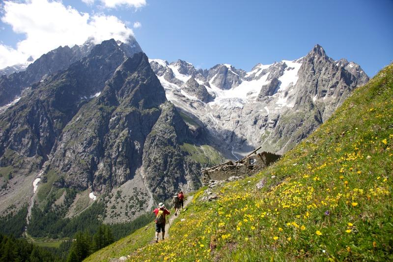 Stage 5 Tour De Mont Blanc