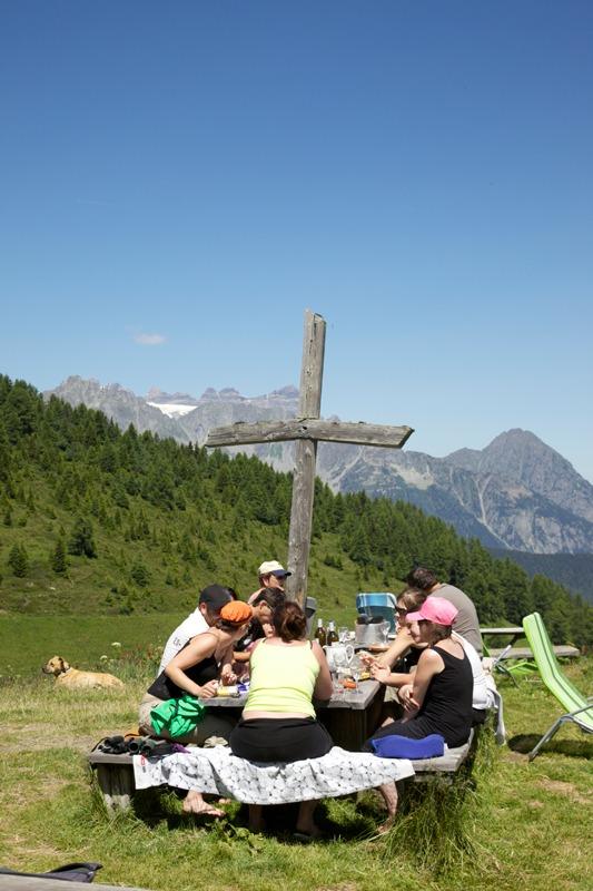 Alp Bovine, TMB Swizterland