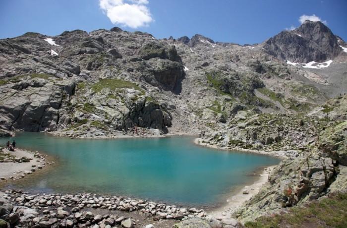 Lac Blanc, Tour De Mont Blanc